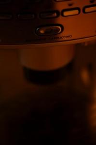 Kaffee aus dem Kaffeevollautomat