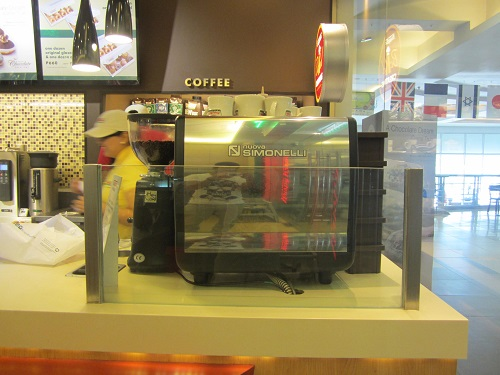 Nuova Simonelli Espresso Maschine