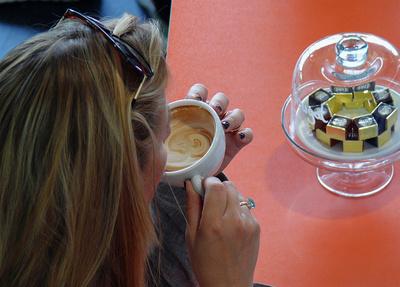 Bild 1. Ein guter Kaffee ist ein Genusserlebnis
